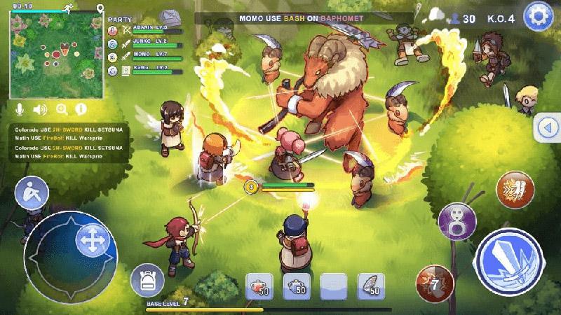 ragnarok: battle acadamy